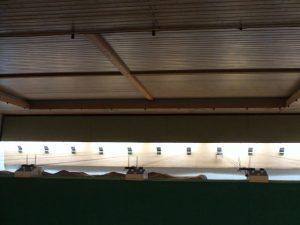 11 Luftdruckwaffenstände 10m